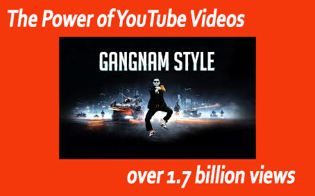 Power of the People through YouTube